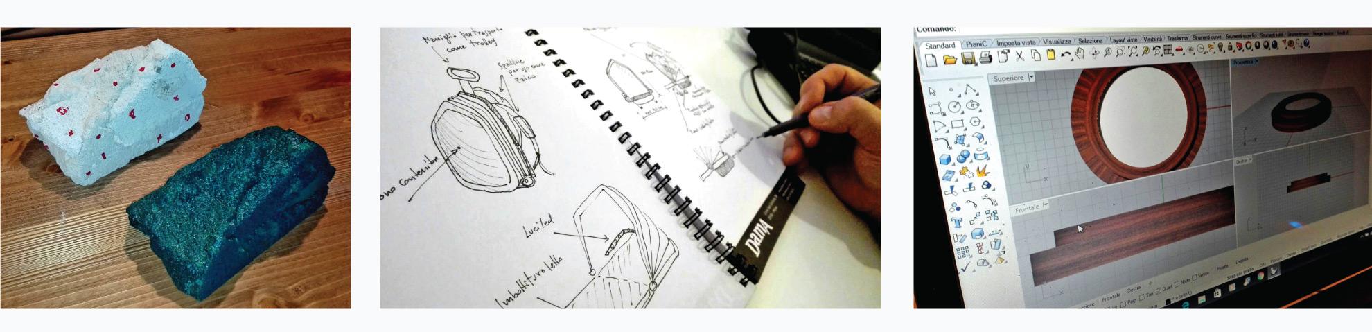 Corso di digital fabrication a milano cad cam per aziende for Corso di grafica milano